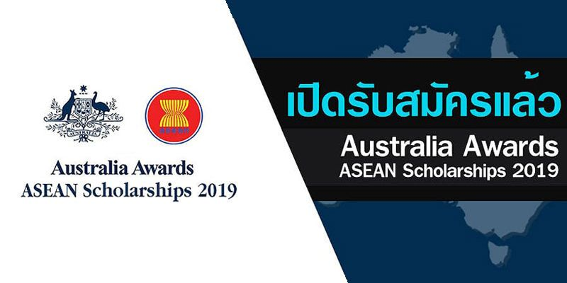 Australia Awards-ASEAN Scholarships 2019